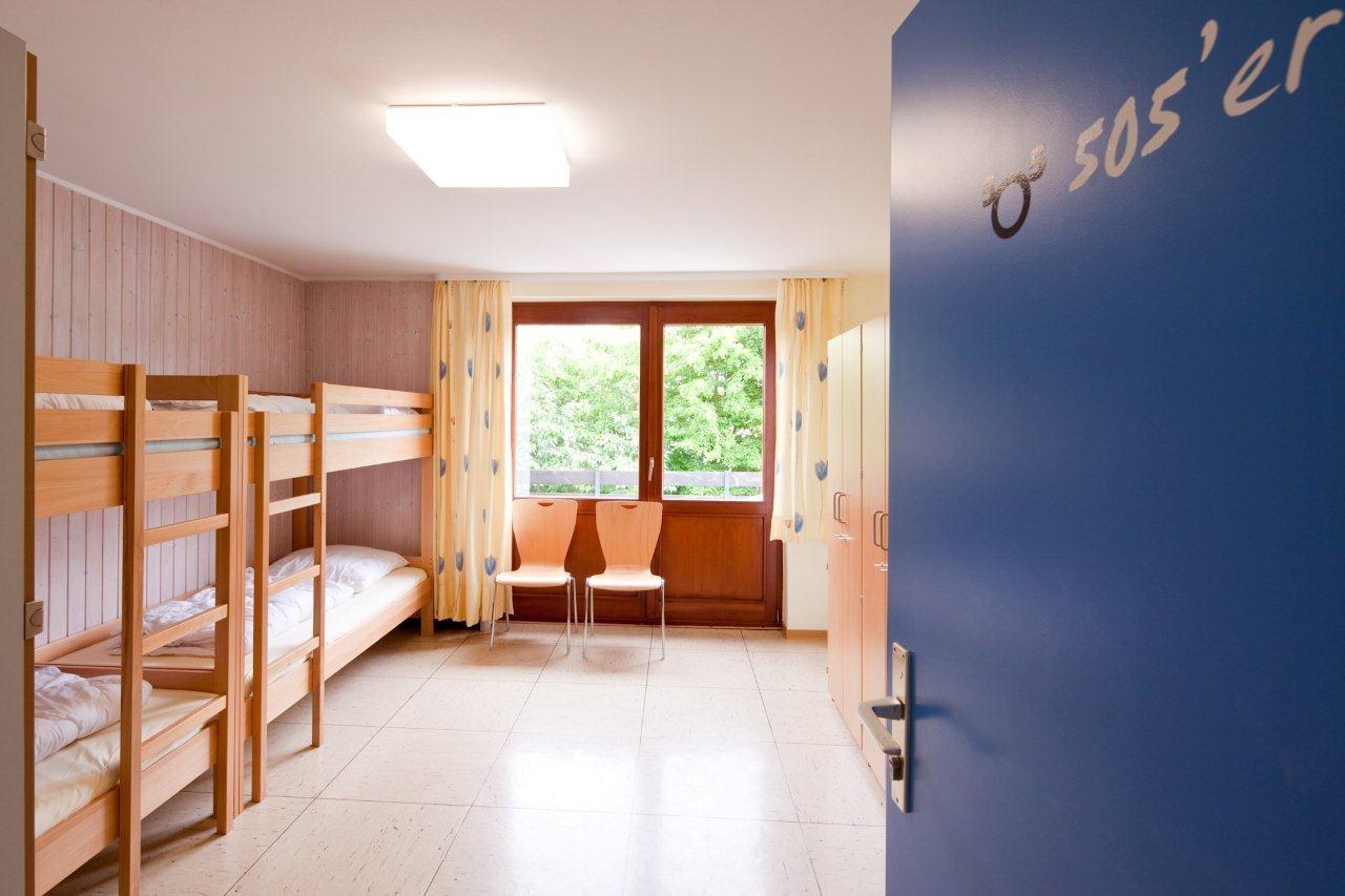 Schlafzimmer im SommerHaus